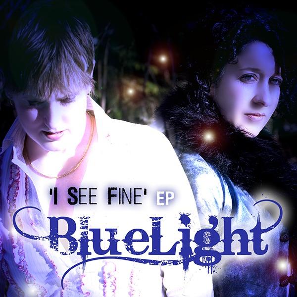Bluelight - I See Fine EP (Boomsmack Records)